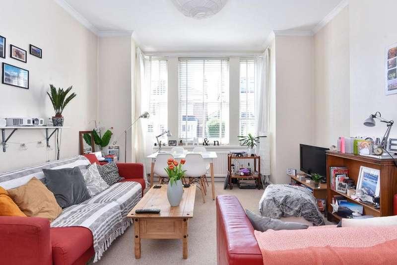 1 Bedroom Flat for sale in Deronda Road, Herne Hill