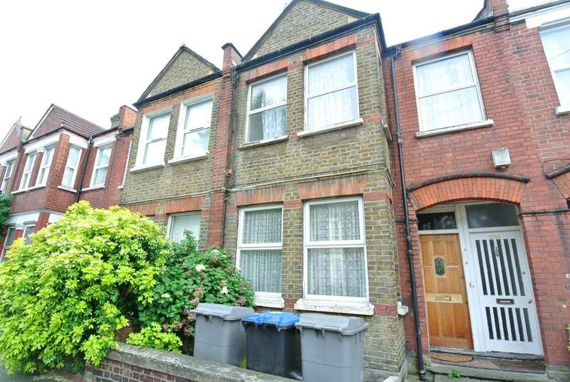3 Bedrooms Maisonette Flat for sale in Chapter Road, Willesden NW2