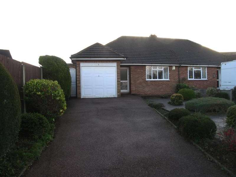3 Bedrooms Semi Detached Bungalow for sale in Manor Road, Wythall, Birmingham