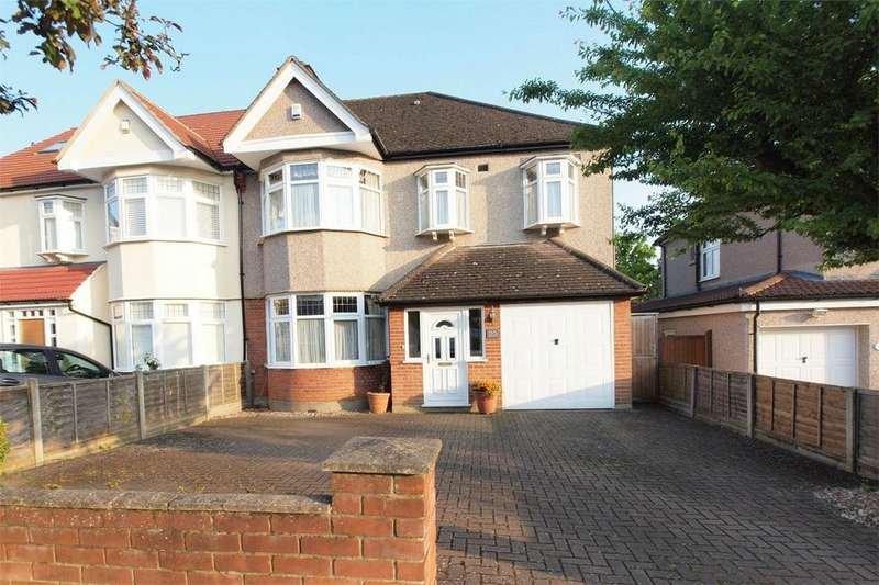 5 Bedrooms Semi Detached House for sale in Boleyn Gardens, West Wickham, Kent