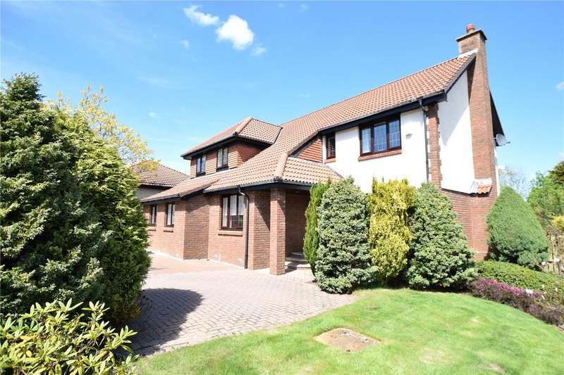 4 Bedrooms Detached House for sale in Newton Grove, Newton Mearns, Glasgow