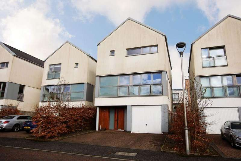 4 Bedrooms Detached Villa House for sale in 9 Gartloch Court, Gartcosh, Glasgow, G69 8FG