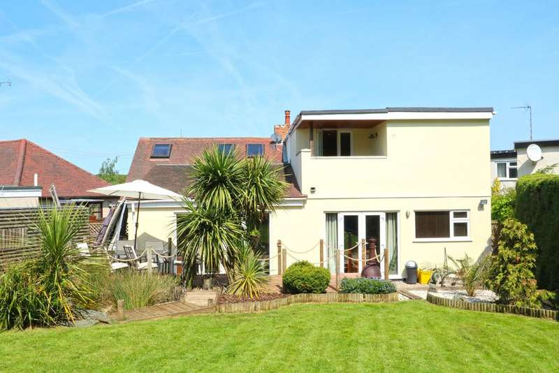 5 Bedrooms Detached House for sale in Central Close, Hadleigh SS7
