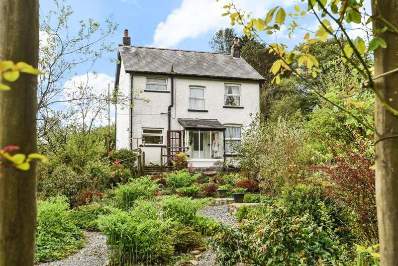 3 Bedrooms Detached House for sale in Llanwrtyd Wells, Llanwrtyd Wells, LD5