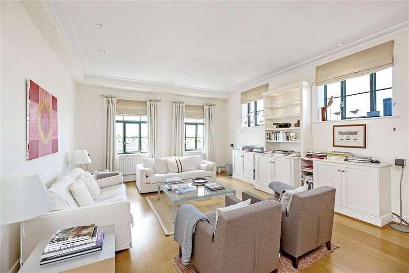 3 Bedrooms Penthouse Flat for sale in Richard Burbidge Mansions, Harrods Village, 1 Brasenose Drive, Barnes, London, SW13