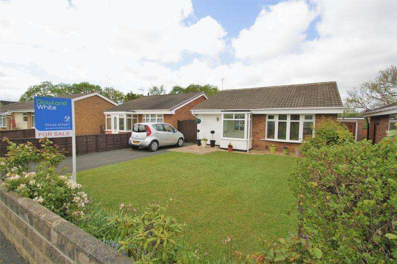 2 Bedrooms Detached Bungalow for sale in Lyndon Way, Hartburn, Stockton, TS18 5QG