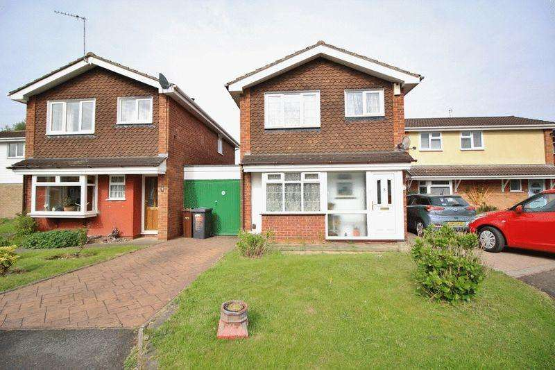 4 Bedrooms Detached House for sale in Princeton Gardens, Pendeford