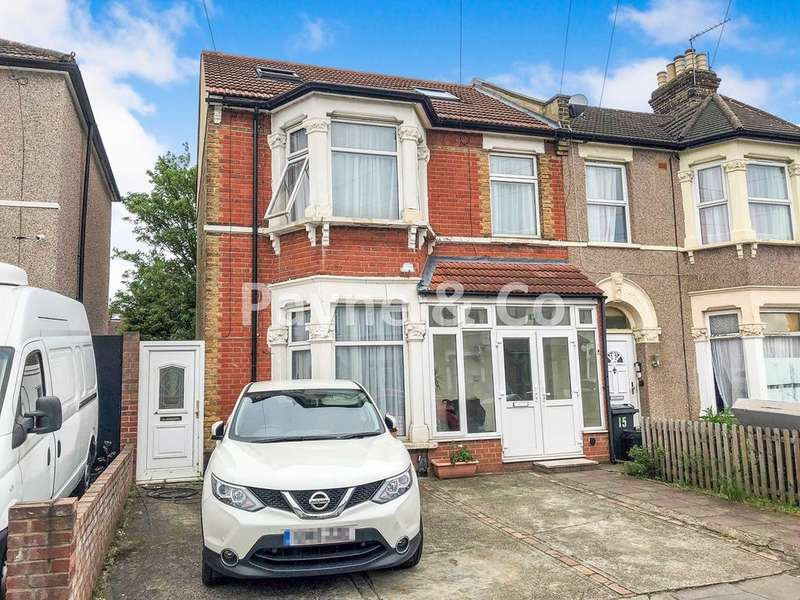 6 Bedrooms End Of Terrace House for sale in Dalkeith Road, ILFORD, IG1