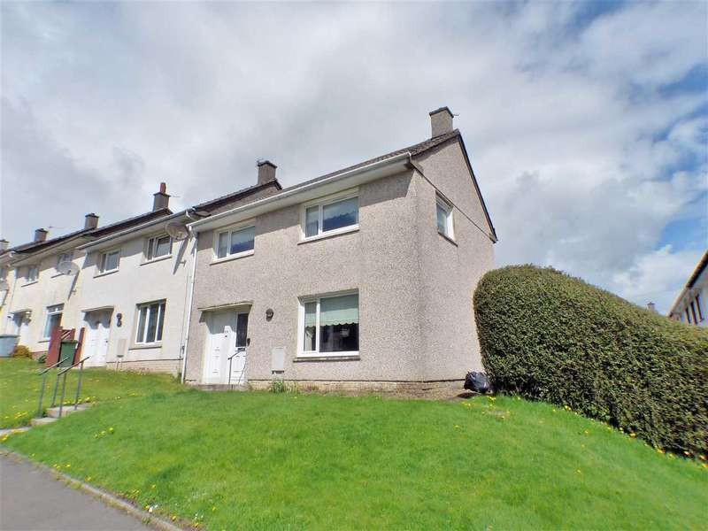 3 Bedrooms End Of Terrace House for sale in Lorimer Crescent, Murray, EAST KILBRIDE