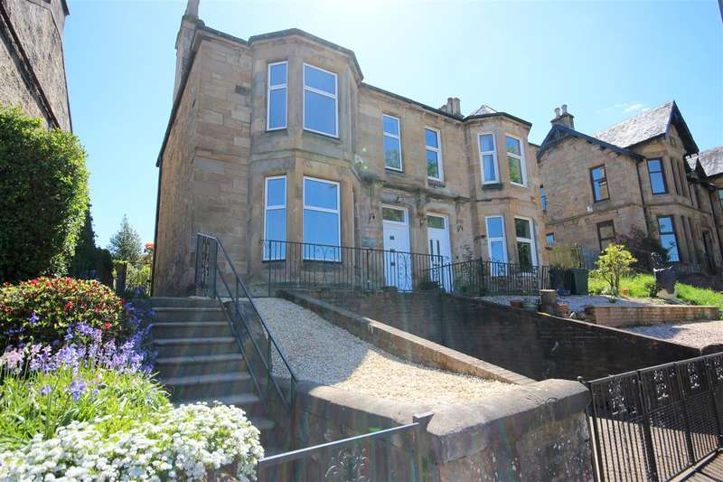 5 Bedrooms Semi Detached House for sale in Majors Loan, Falkirk