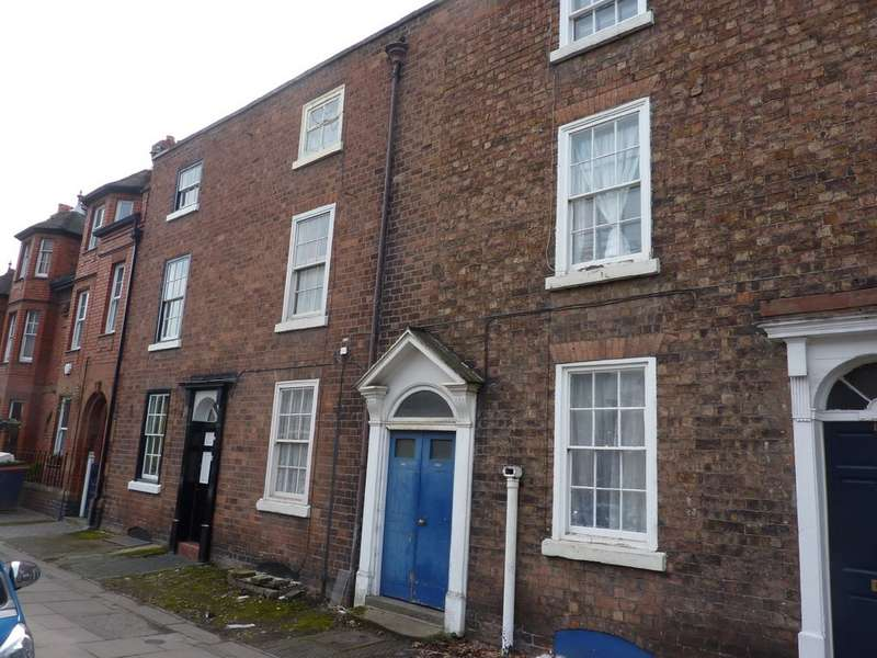 3 Bedrooms Terraced House for rent in Abbey Foregate, Shrewsbury SY2