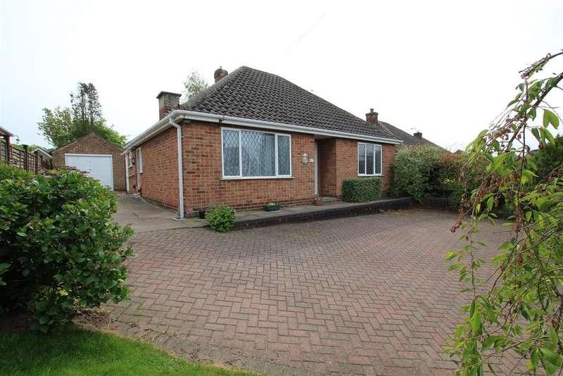 2 Bedrooms Bungalow for sale in Rosliston Road, Walton-On-Trent