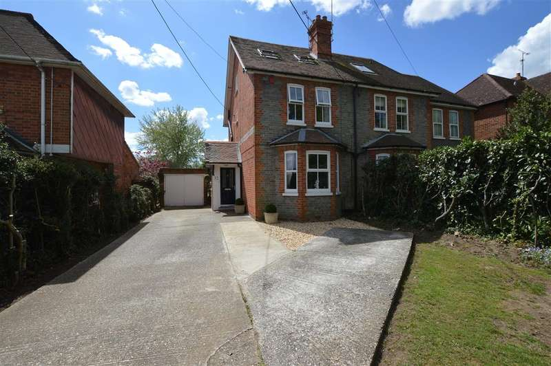 4 Bedrooms Semi Detached House for sale in Cutbush Lane, Shinfield, Reading, RG2