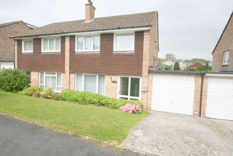 3 Bedrooms Semi Detached House for sale in Griffin Way, Elburton