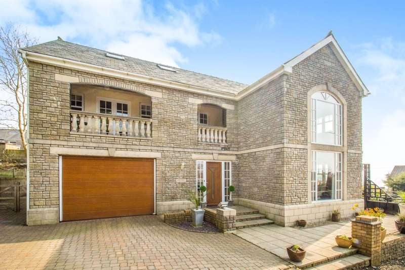 4 Bedrooms Detached House for sale in Hill Street, Gilfach Goch, Porth