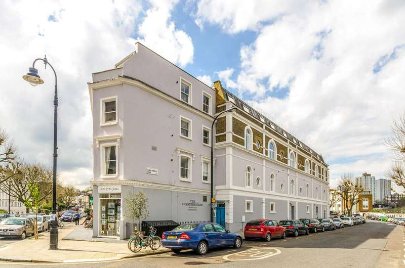 2 Bedrooms Flat for sale in King Henry's Road, Primrose Hill, NW3