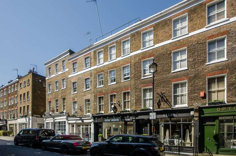 3 Bedrooms Flat for sale in New Quebec Street, Marylebone, W1H