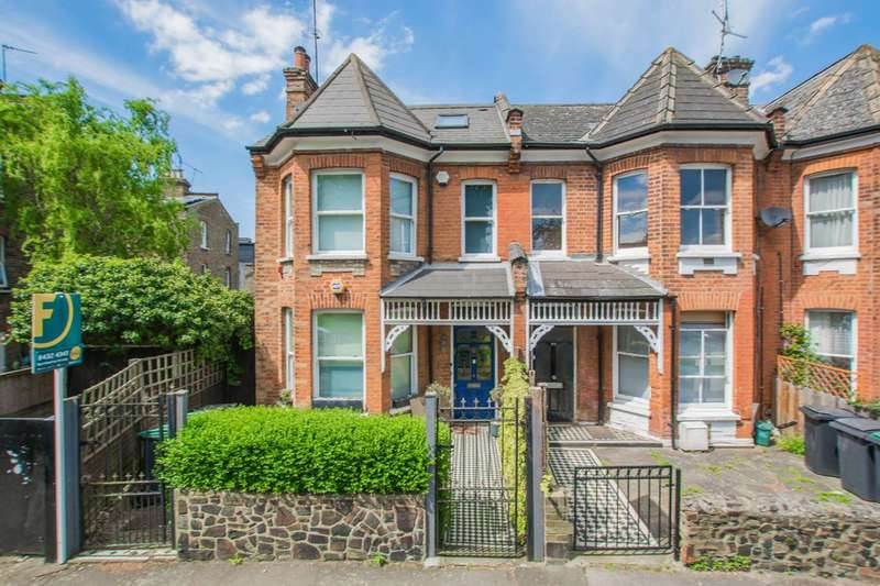 4 Bedrooms House for sale in Barrington Road, Crouch End, N8