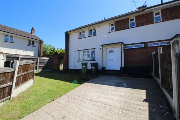 3 Bedrooms Property for sale in Burnham Gardens, Wrexham, Clwyd, LL13 9LU