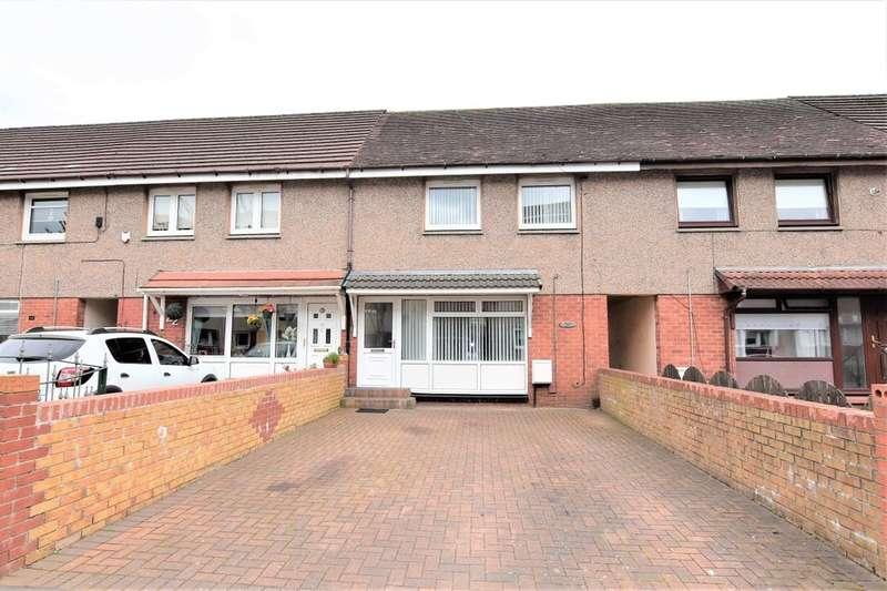 3 Bedrooms Property for sale in Mackenzie Terrace, Bellshill, ML4