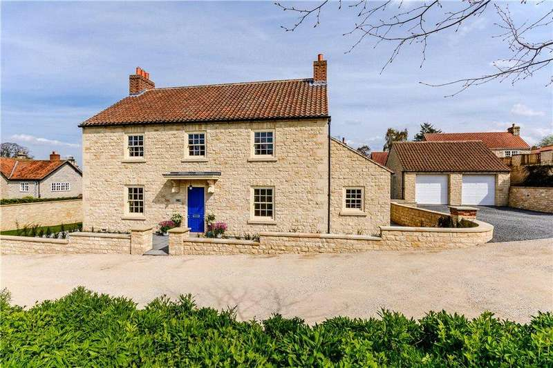 5 Bedrooms Detached House for sale in Wheelworth House, Parkside Lane, Hovingham, York, YO62