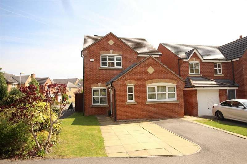 4 Bedrooms Detached House for sale in Tai Maes, Mold, Flintshire