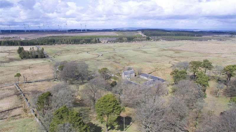 3 Bedrooms Farm Commercial for sale in Lot 2: Crosswoodburn Farmhouse, Colzium and Crosswoodburn, West Calder, West Lothian
