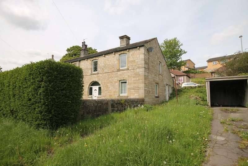 4 Bedrooms Semi Detached House for sale in Rawson Villas East, Todmorden