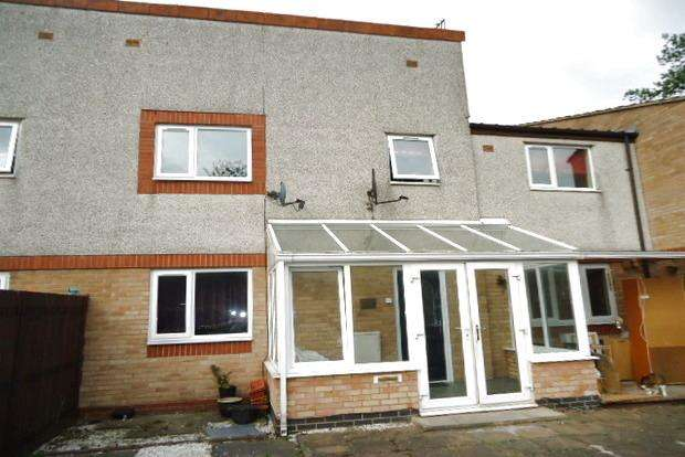 3 Bedrooms Terraced House for sale in Fitzroy Street, Westcotes, Leicester, LE3