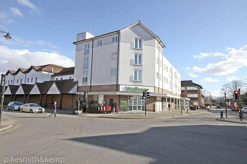 2 Bedrooms Flat for sale in Lewis Court, MAIDENHEAD, SL6