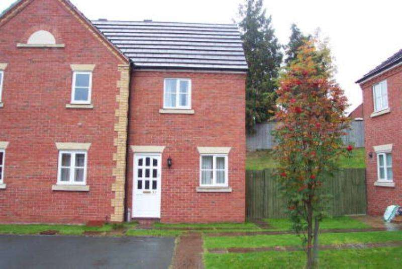 2 Bedrooms Semi Detached House for rent in 27 Trafalgar Place, Abbey Foregate, SY2 5DW