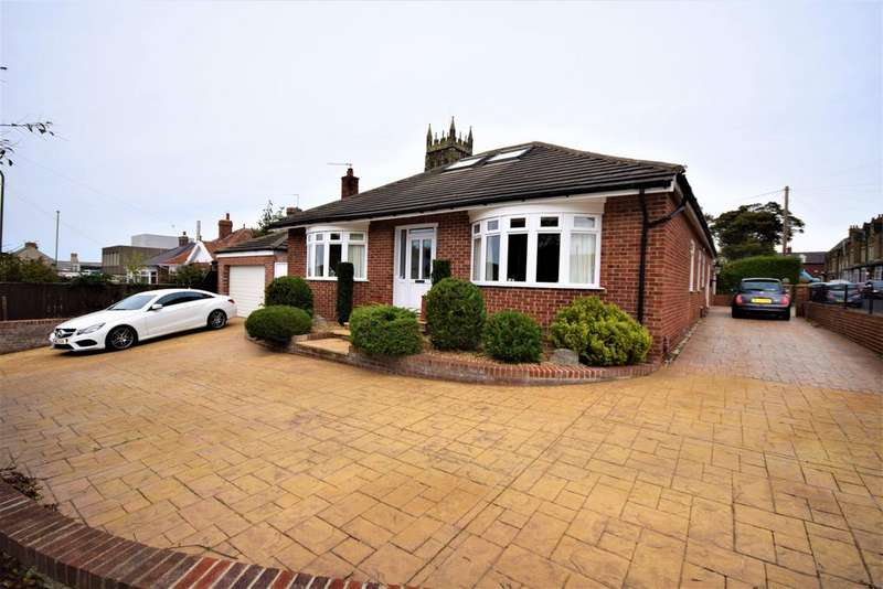 4 Bedrooms Detached Bungalow for sale in Princes Road, Saltburn TS12