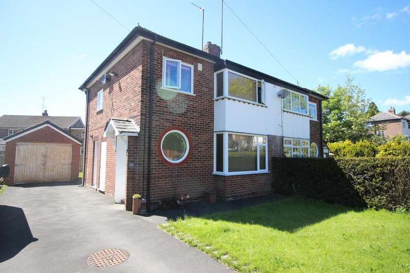 3 Bedrooms Semi Detached House for sale in Cromwell Road, Ribbleton
