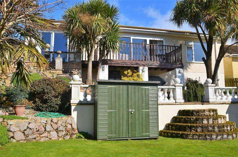 3 Bedrooms Bungalow for sale in ELLIOTT GROVE, BRIXHAM