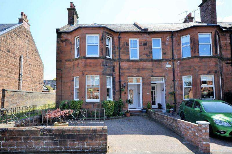 4 Bedrooms End Of Terrace House for sale in 5 Fotheringham Road, Ayr KA8 0EY