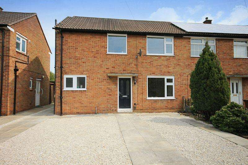 3 Bedrooms Semi Detached House for sale in MAPLE DRIVE, ALVASTON