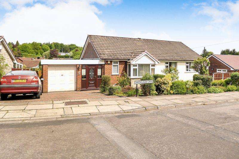 3 Bedrooms Bungalow for sale in Oakenclough Drive, Smithills