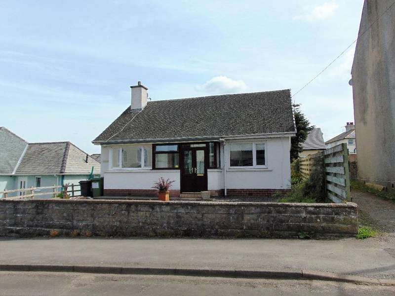 2 Bedrooms Bungalow for sale in 'Westfield' Mayo Street, Cockermouth, Cumbria, CA13 0BY