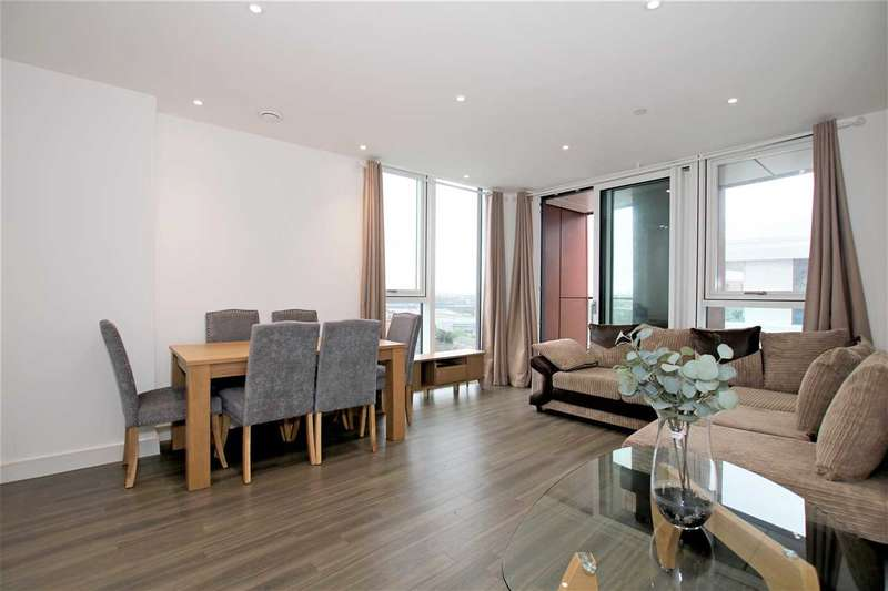 2 Bedrooms Apartment Flat for sale in Nine Elms Point, Battersea
