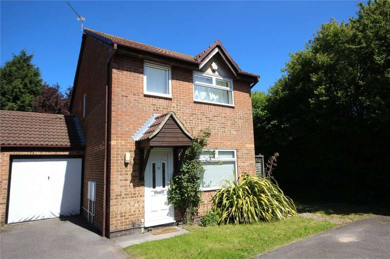 3 Bedrooms Detached House for sale in Ormonds Close Bradley Stoke Bristol BS32