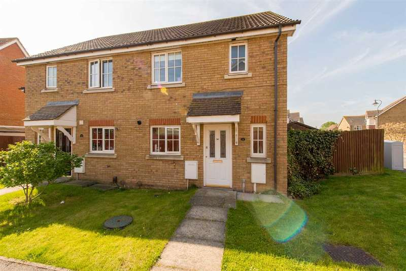 3 Bedrooms End Of Terrace House for sale in Mallard Crescent, Iwade, Sittingbourne