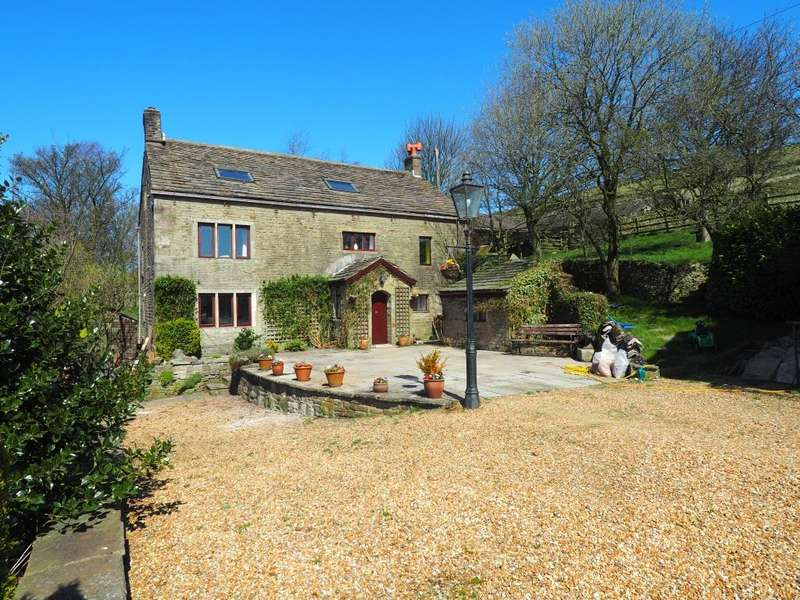 6 Bedrooms Farm House Character Property for sale in Hayfield Road, Chinley, High Peak, Derbyshire, SK23 6AL
