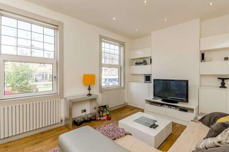 3 Bedrooms Maisonette Flat for sale in Wandsworth Road, Nine Elms, SW8