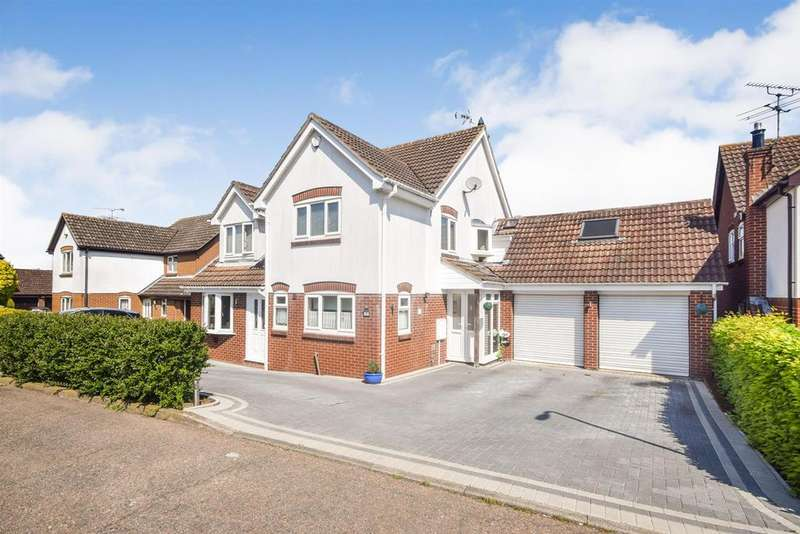 4 Bedrooms Detached House for sale in Billericay
