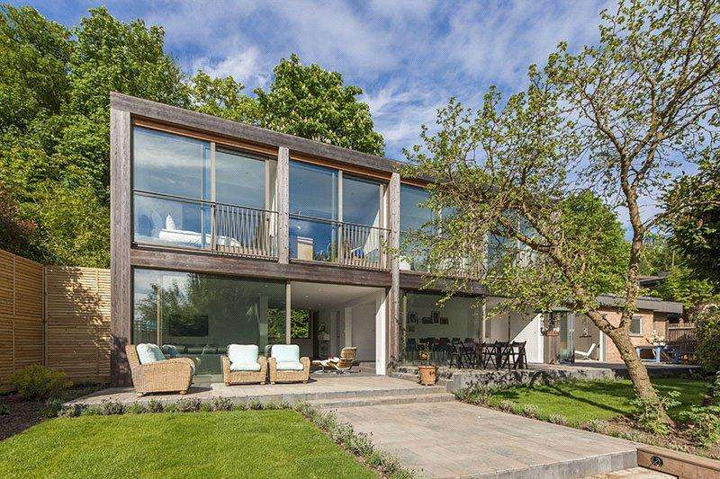 4 Bedrooms House for sale in The Hexagon, Fitzroy Park, London, N6