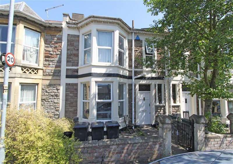 7 Bedrooms Terraced House for sale in Selworthy Road, Knowle, Bristol