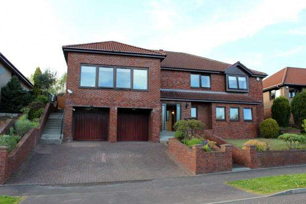 4 Bedrooms Detached House for sale in Alderston Drive, Dunfermline, KY12