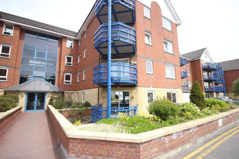 2 Bedrooms Apartment Flat for sale in Mountbatten Close, Ashton-on-ribble