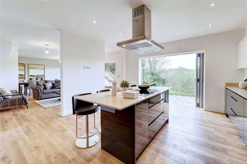 5 Bedrooms Semi Detached House for sale in Meadow Hey, Bollin Hill, Prestbury, Cheshire, SK10