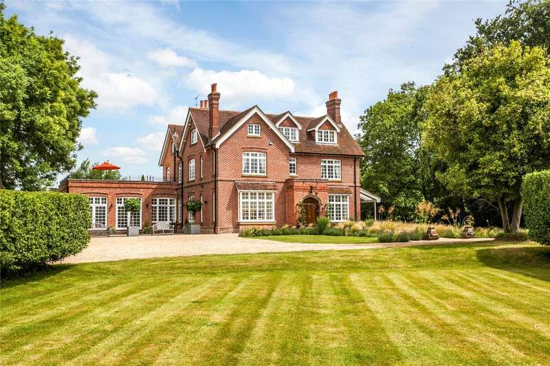 7 Bedrooms Detached House for sale in Mincingfield Lane, Durley, Southampton, SO32